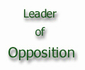 Leader of the Opposition